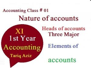 elements-of-accounting-300x225 XI ACCOUNTING CLASS 01 HEAD OF ACCOUNTS ! ELEMENTS OF ACCOUNTS! NATURE OF ACCOUNTS