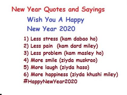new year wishes sms quotes
