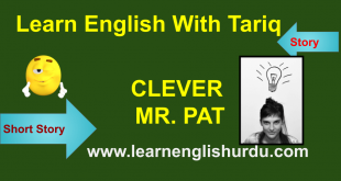 Mr. Clever Pat Short Story In Urdu